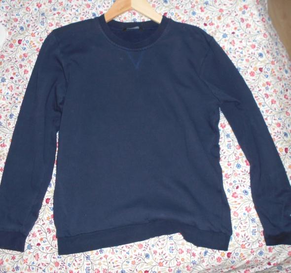George granatowa bluza dresowa klasyka minimalizm