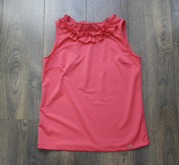 Bluzeczka w kolorze malinowym 38