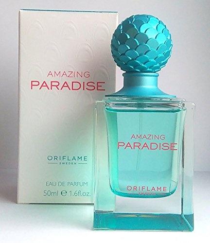 Perfumy Woda perfumowana Amazing Paradise gratis