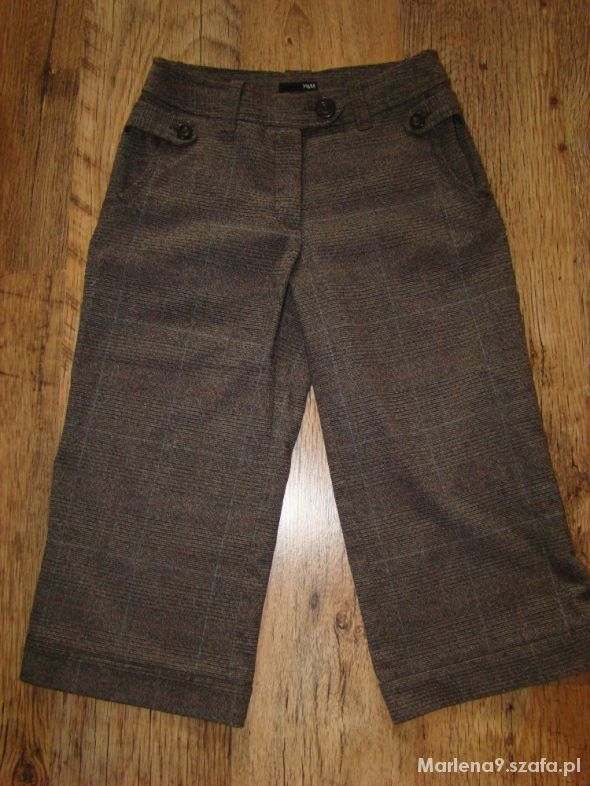 Spodnie 36 H&M...