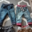 Jeansy chłopiece