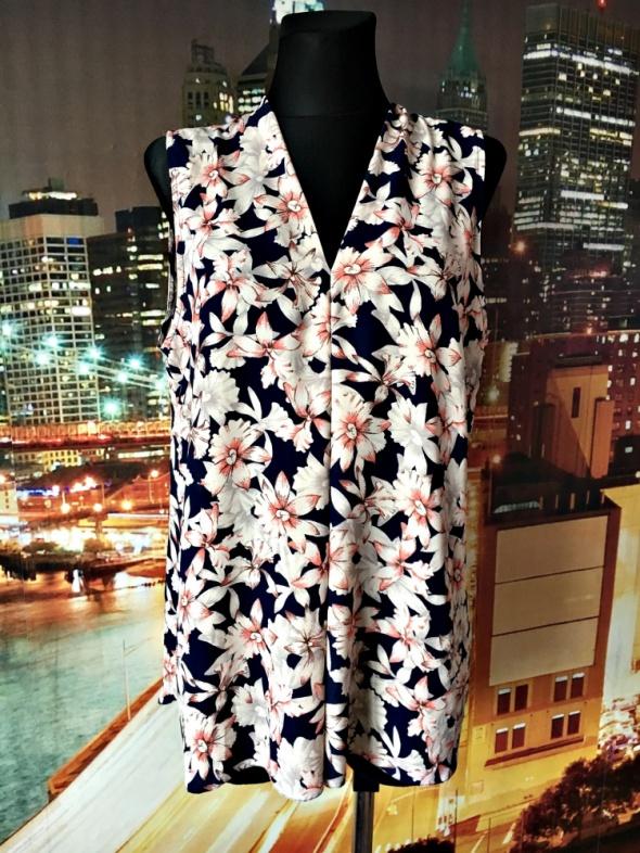 george bluzka mgiełka kwiaty floral hit blog 44...