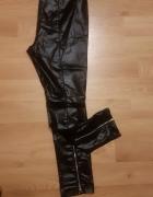 Seksowne czarne spodnie...