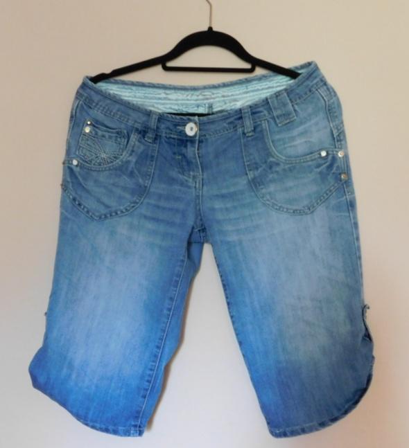 Select spodenki szorty jeans 42
