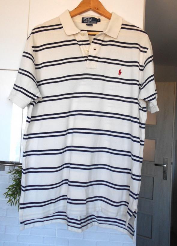 Ralph Lauren męska koszulka polo paski