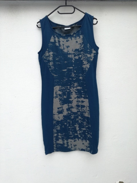 morska sukienka...