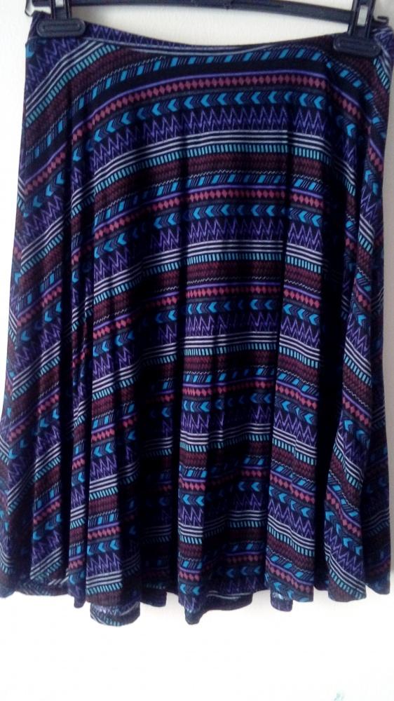 Spodnica wzory aztec
