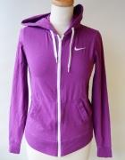 Bluza Fioletowa Sportowa Nike S 36 Fiolet Bieganie...