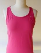 Bluzka Różowa Sportowa Nike Fit Dry XL 42 Siłownia...