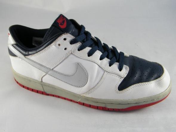 Nike skórzane...