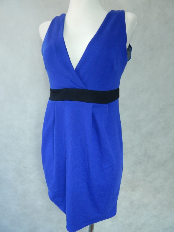 Dorothy Perkins Sprężysta sukienka 38 M