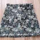 Spódnica Mini Zara Basic z kieszonką