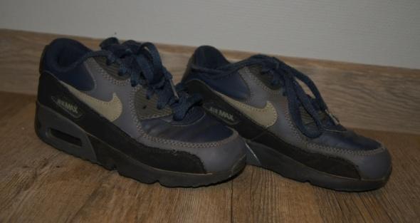Buty buciki adidasy Nike Air max chłopiec rozm 30...