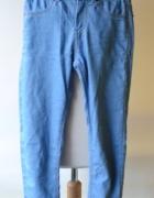 Tregginsy Spodnie Bershka Jeans XXS 32 Rurki Dzinsowe...