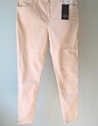 Spodnie rurki jegginsy...