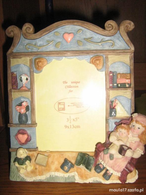 Ozdobna ramka do pokoju dziecięcego