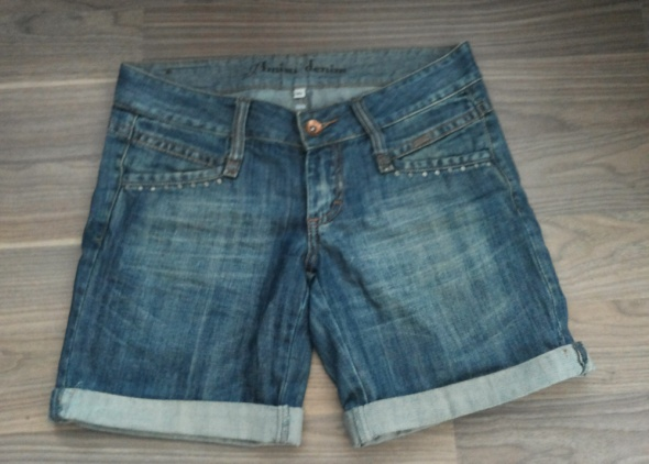 szorty jeansowe spodenki 38 M...