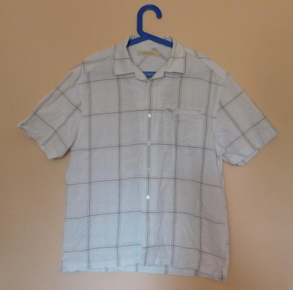 Debenhams koszula męska len L...