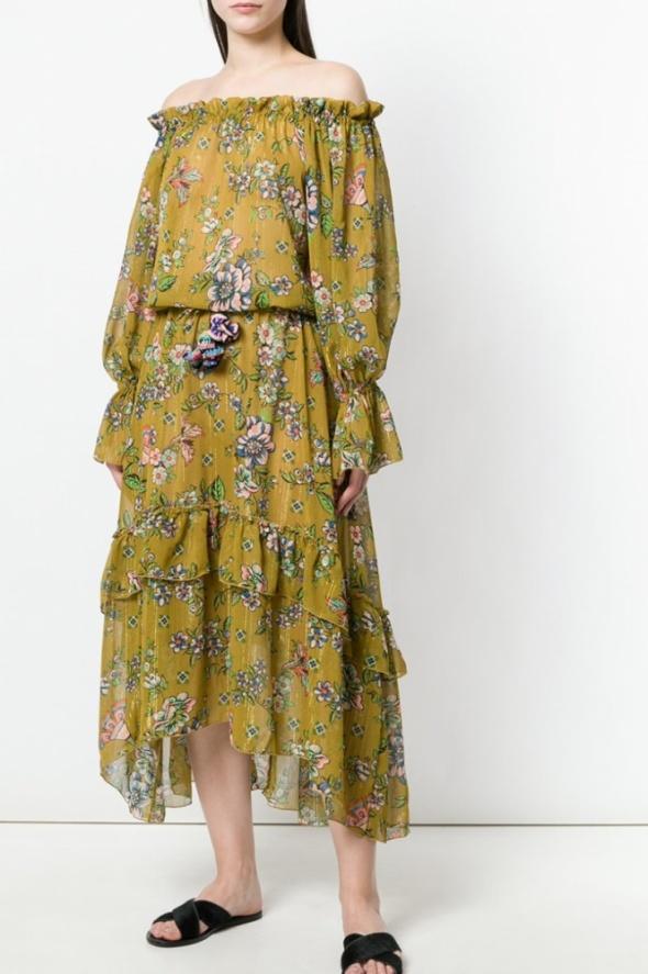 Nowa maxi sukienka boho...
