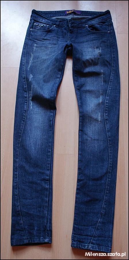 Spodnie cropp...