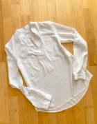 Reserved biała koszula elegancka xs...