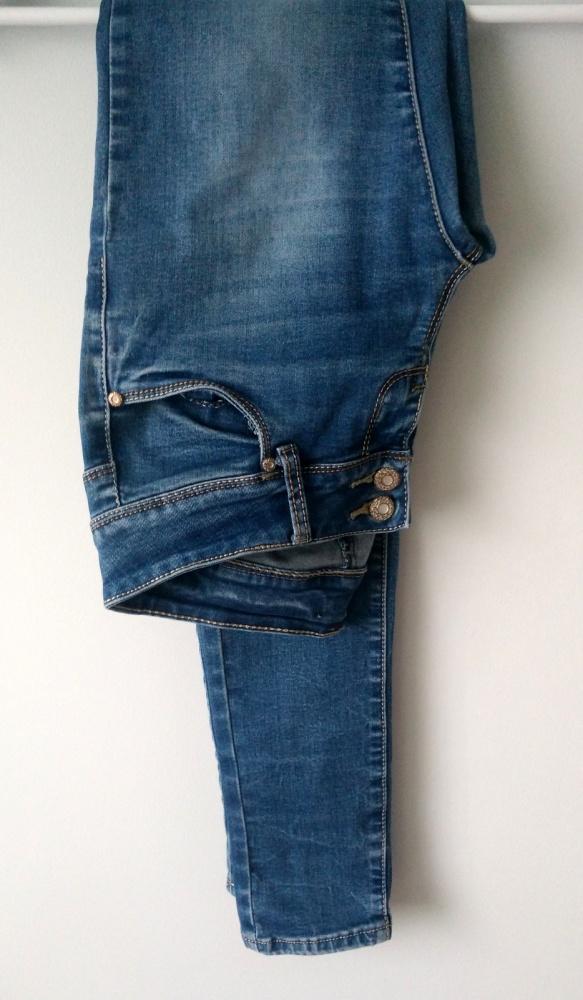 świetne rurki dżinsy