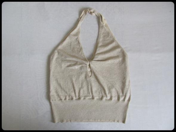 Bluzka Next rozmiar 40 L zakładana na szyję...
