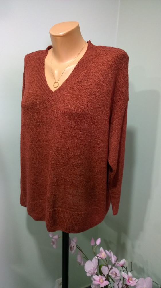 sweter oversize 42...