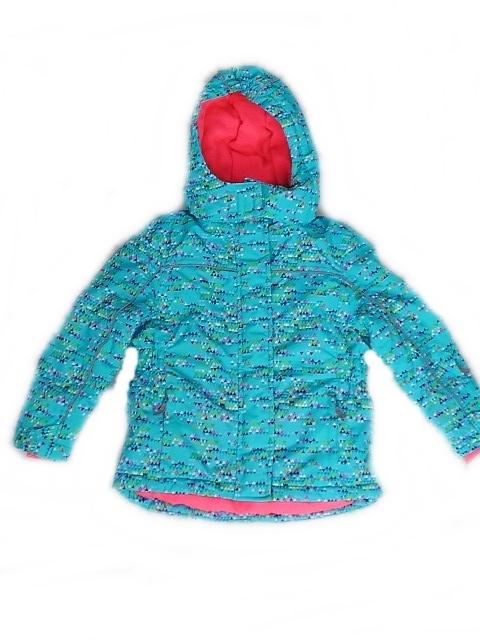 Topolino kurtka dziewczeca zimowa rozm 110 lat 4 do 5