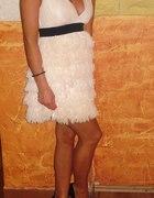 Sukienka łososiowa HM