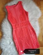 Koktajlowa sukienka...