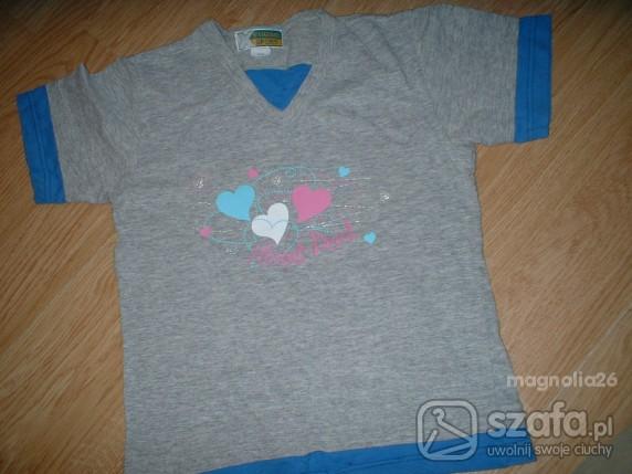 Koszulka dla dziewczynki z przesyłką
