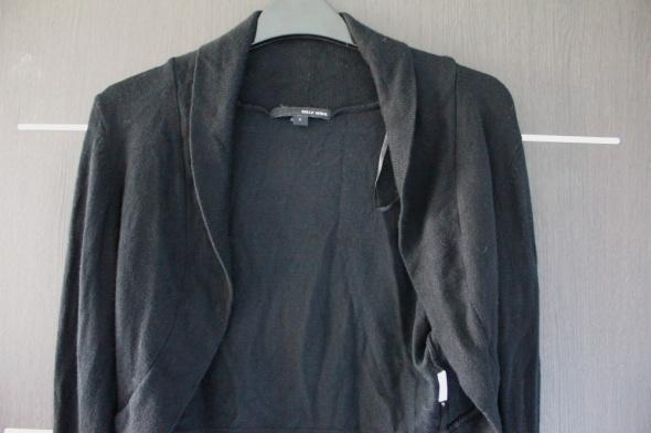 czrne eleganckie bolerko