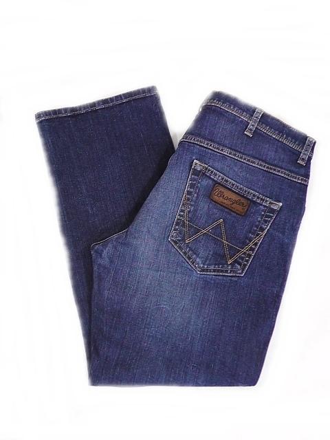 Wrangler Alaska spodnie meskie W36 L30 pas 92 cm