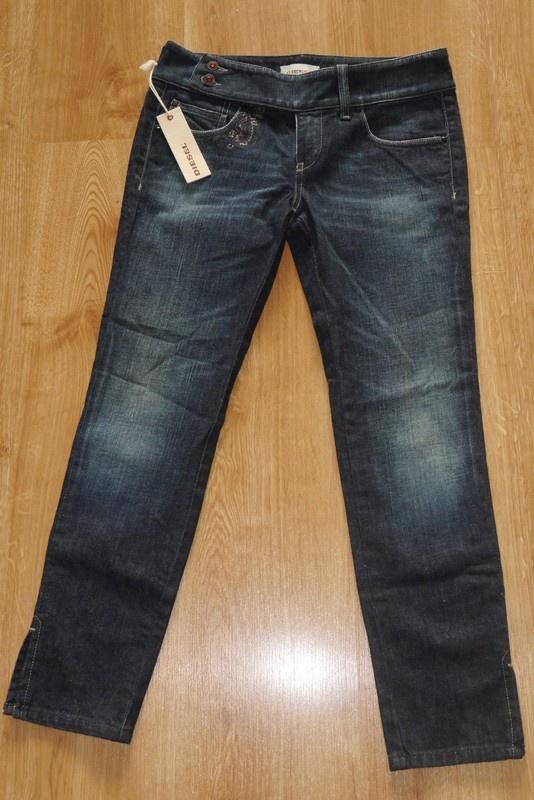 Spodnie Nowe z metkami spodnie Diesel rozm 36 w27 rurki dżinsy jeansy