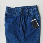 New Look jeansowa ołówkowa spódnica