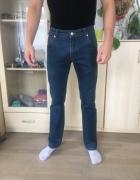 Spodnie męskie jeans zara man 38...