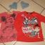 Bluzka zestaw chłopiec Myszka Miki George rozm 110 do 116