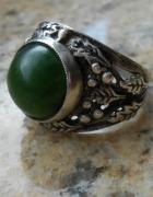Warmet pierścionek wzór dębowy...