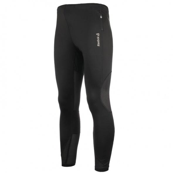 Spodnie do biegania lub legginsy męskie