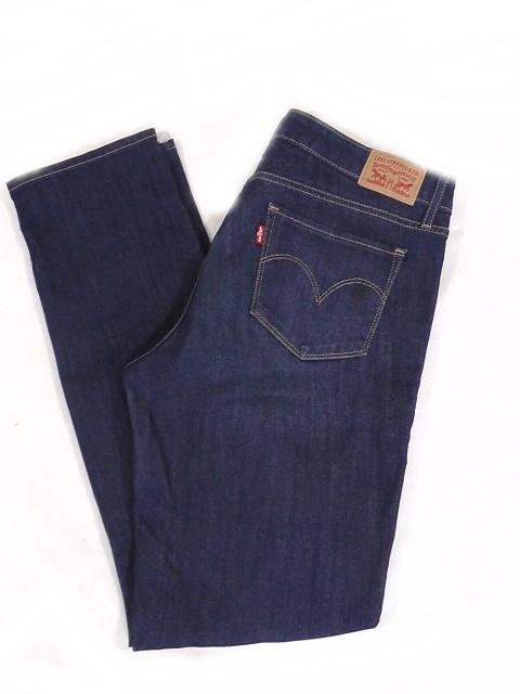 Levis 712 slim spodnie damskie W31 L32 pas 88 cm