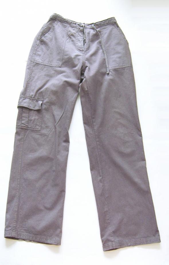 casual spodnie z bawełny spodnie z kieszeniami sportowe spodnie...