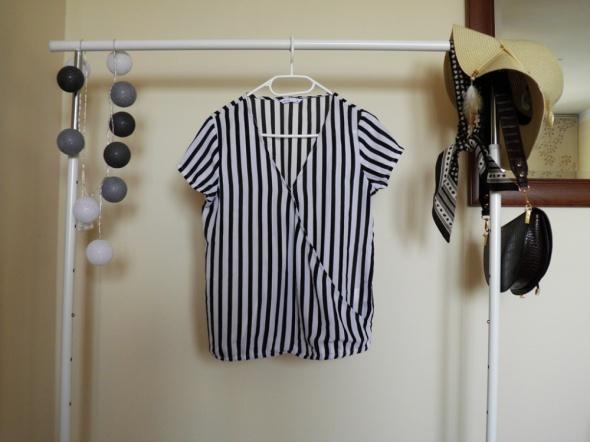 Nowa koszula koszulka bluzka w paski House rozmiar S