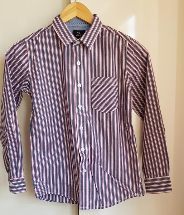 Bluzki Koszula chłopięca Skill 134 140