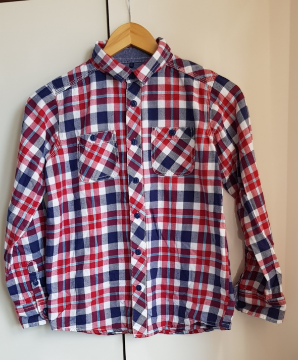 Bluzki Koszula chłopięca TU 146