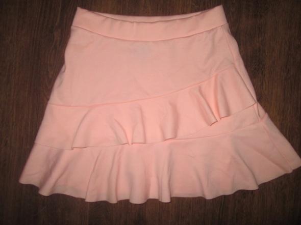 Sukienki i spódniczki NOWA spódniczka falbanki rozmiar 164