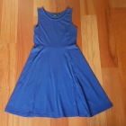 Sukienka kobaltowa 36