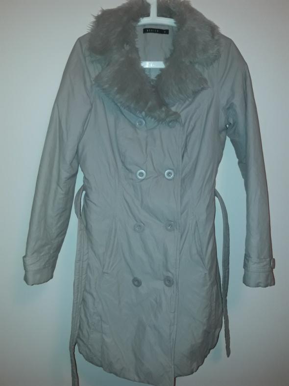 lekki płaszcz zima wiosna S M