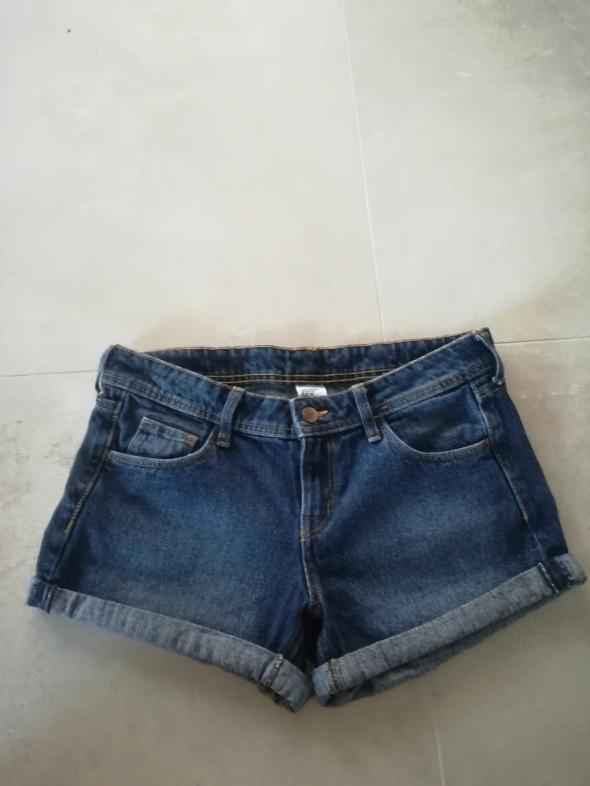 Spodenki Modne spodenki Jeans Denim M L
