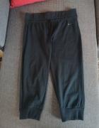 dresowe spodnie do kolan nike krótkie...